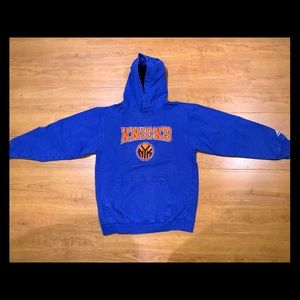 NY Knicks Pullover Hoodie Youth M 10/12
